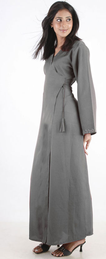 ... Attire.com: Side-Close (Overlap) Abaya – Product and Website Review