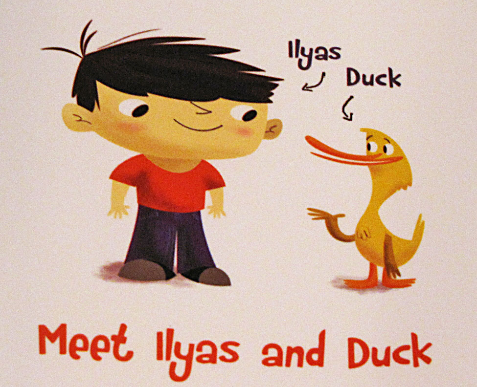 ilyas and duck search for allah ilyas and duck